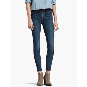 Lucky Brand Bridgette Skinny High Rise Jeans
